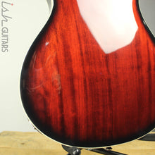 2020 PRS Paul Reed Smith SE Hollowbody Standard Fire Red Burst