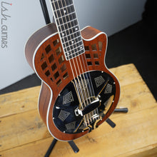 "Republic Highway 61 ""Woody"" Resonator"