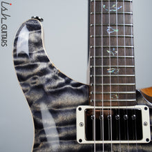 PRS Custom 24 Wood Library Charcoal Brazilian Rosewood