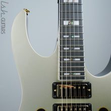 2020 Ibanez Paul Gilbert PGM333 Limited Edition 30th Anniversary Champagne Gold
