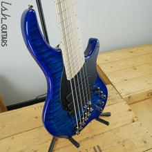 Dingwall Combustion 6-String 3 Pickup Indigoburst Maple