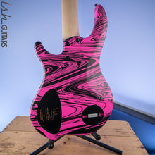 Dingwall NG-3 Matte Pink Swirl 5-String Bass B-Stock