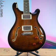 PRS SE Hollowbody II Piezo Black Gold Burst