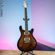 2020 PRS Paul Reed Smith SE Hollowbody II Piezo Black Gold Burst