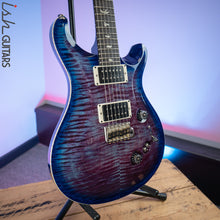 2019 PRS Custom 24-08 Violet Blue Burst