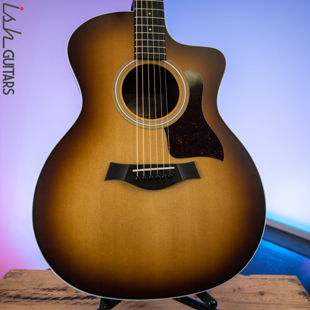 Taylor 214ce-K SB Grand Auditorium Acoustic Guitar