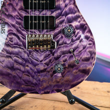 PRS Wood Library Custom 22 Soapbar Faded Purple