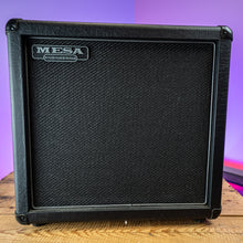 "Mesa Boogie Mini Rectifier 1x12"" 60-watt Straight Extension Cabinet Black"