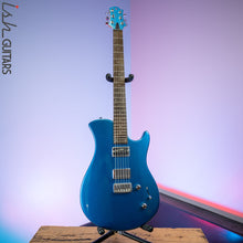 Trinity by Relish Metallic Blue w/ Extra Pickups