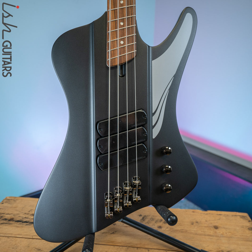 Dingwall D-ROC Standard 4-String Bass Matte Metallic Black