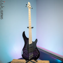 Dingwall Combustion 10th Anniversary 4-String 3 PUP Amethystburst Maple Fretboard
