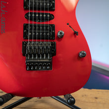 1987 Ibanez RG570 Guitar Lipstick Red Made in Japan