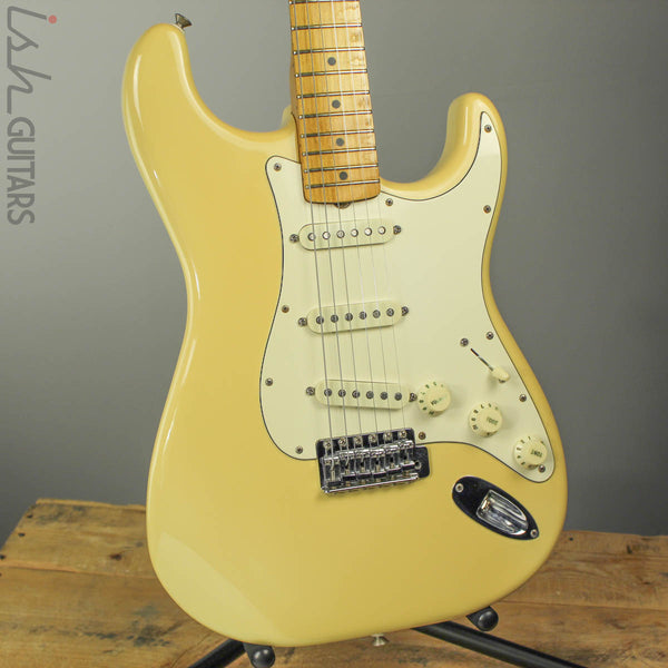 "1982 Fender ""Dan Smith"" Stratocaster Olympic White"