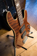2008 Ernie Ball Music Man Stingray HH Ball Family Reserve BFR Redwood 1 of 50