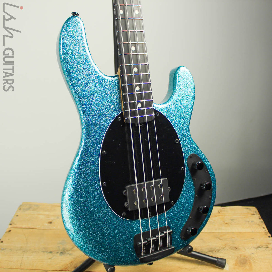 Ernie Ball Music Man StingRay Special 4H Aqua Sparkle