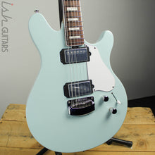Ernie Ball Music Man BFR Valentine Baby Blue Limited Edition