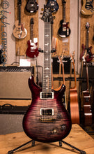 Paul Reed Smith McCarty 10 Top Custom Color Charcoal Purple Burst