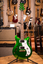 "Paul Reed Smith S2 Mira Semi Hollow ""Color of the Month"" Jewel Lime Metallic"