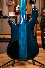 NAMM Spector NS-2 Bahama Blue Gloss Bass Guitar