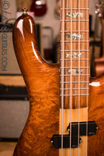 NAMM Spector NS-2 Solid Water Cured Redwood 7.4 Pounds