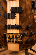 NAMM Spector NS-2 Water Cured Redwood Gloss Bass Guitar