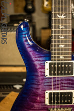 Paul Reed Smith PRS Custom 24 Custom Color Bruise Burst Electric Guitar
