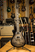 PRS Paul Reed Smith Custom 24 Left Handed Lefty 10 Top Charcoal Flamed Maple Neck