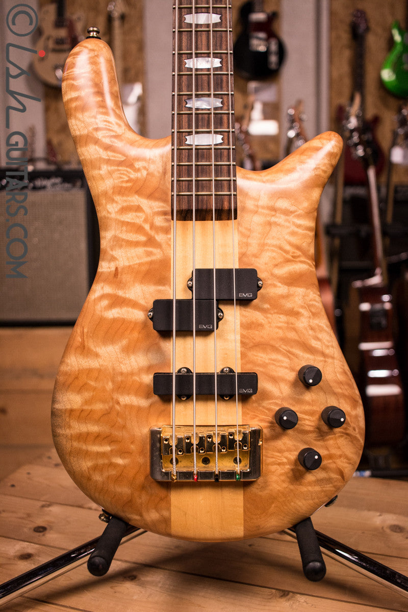 Spector Euro CR-4 Solid Quilted Maple [Used]