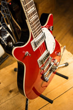 Gretsch G5441T Double Jet Electromatic Double Cutaway with Bigsby Firebird Red