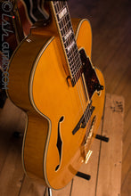 D'Angelico EXL-1 Hollowbody Electric Guitar Natural