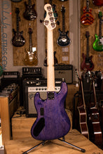 Spector Coda Deluxe 5 Faded Ultra Violet Aguilar J MM