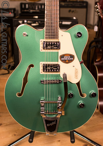 Gretsch G5622T Electromatic Center Block Double-Cut Georgia Green