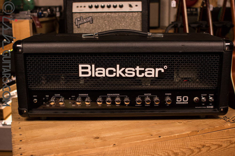 Blackstar Series One 50 Watt Head [Used]