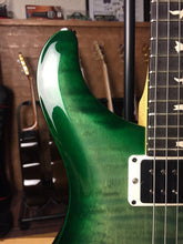 PRS CE24 Custom Color Trampas Green Burst