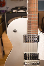 Gretsch G5426 Electromatic Jet Club Electric Guitar Silver Rosewood Fingerboard