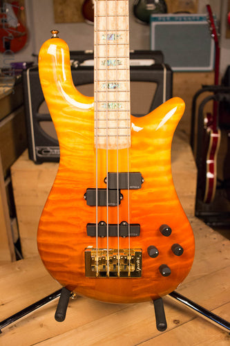 Spector NS-2 Sunset Fade USA Premium Quilted Maple