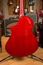Veillette Avante Gryphon 12 String Acoustic Guitar AG12VM Red