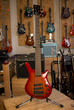 Warwick Thumb 5 String Custom Shop Cherry Burst NT 1990's