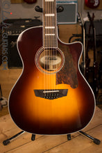 D'angelico Premier Fulton 12 String Acoustic Electric Guitar