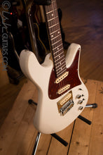 Fodera Emperor Electric Guitar Olympic White