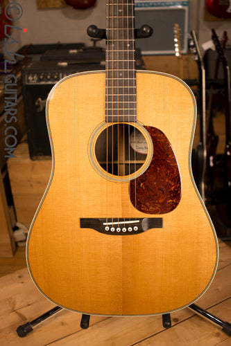 Bourgeois Vintage D Brazilian Back and Sides Acoustic Dreadnought