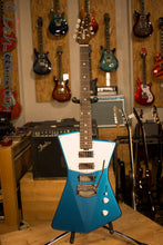 Ernie Ball Music Man St Vincent Signature Electric Guitar Vincent Blue