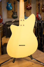 2000's USA Reverend Slingshot Custom Yellow P90's Bass Contour RARE