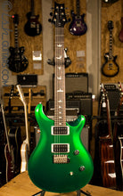 Paul Reed Smith CE24 Custom Color Metallic Green with Green Stained Binding