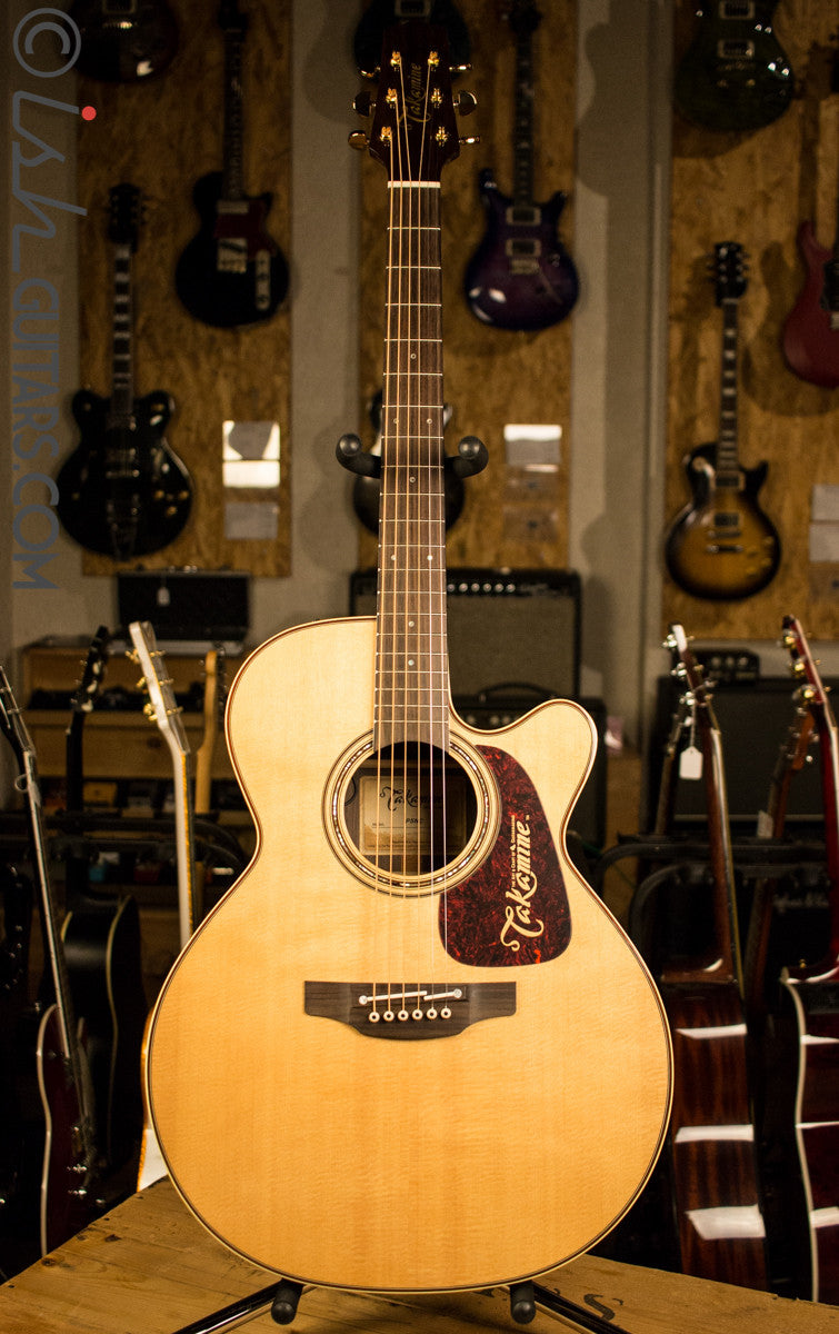 Takamine P5NC Acoustic Guitar