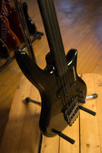 Steinberger XQ3 Fretless Bass Black 4 String