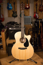 DEMO Martin GPCRSG Grand Performance Acoustic-Electric Guitar Natural
