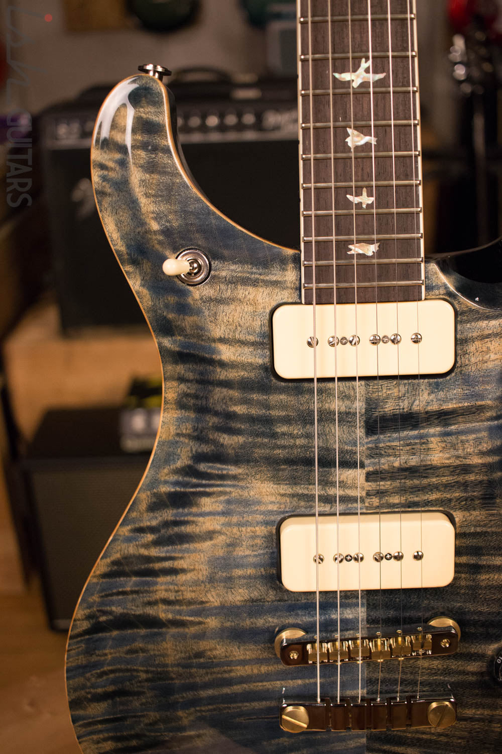Paul Reed Smith McCarty 594 Soapbar 10 Top Limited Edition