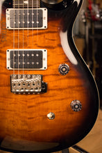 Paul Reed Smith PRS CE24 Custom Color Amber Burst Electric Guitar