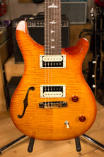Paul Reed Smith PRS SE Custom 22 Semi-Hollow Vintage Sunburst